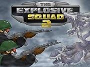 The Explosive Squad …