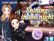Shining In The Night…