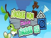 Dinosaur Mom Save Dinosau…