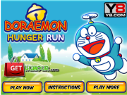 Doraemon Hunger Run