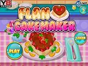 Flan Cake Maker