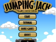 Jumping Jack Biggest Cheese Edition
