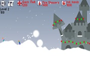 Christmas Castle Defense