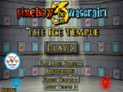 Cool Math Games Fireboy and Watergirl 3 in The Ice Temple