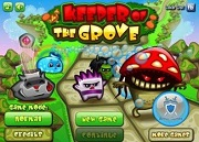 Keeper Of The Grove Cool Math Game