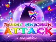 Robot Unicorn Attack Cool Math Games
