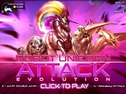 Robot Unicorn Attack Evolution Cool Math Game