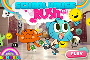 School House Rush Cool Math Games