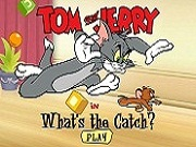 Tom and Jerry in What's the Catch ?