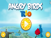 Angry Birds Rio Cool Math Game