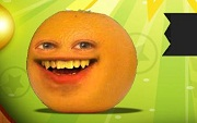 Annoying Orange Pinball Cool Math Game