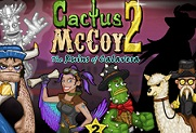 Cactus McCoy 2 Cool Math Game