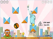 Cat Around the World Cool Math Game
