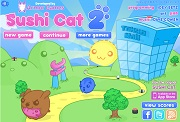 Sushi Cat 2 Cool Math Game